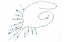 Náhrdelník DNA lúče