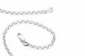 Necklace DNA beams fastening