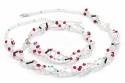 Súprava DNA Helix - náhrdelník a náramok 1